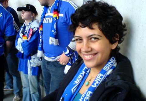 Billur auf Schalke