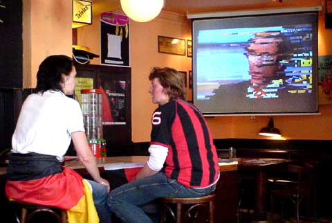 Public Viewing in Münster