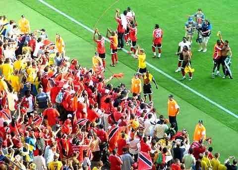 WM-Fanfest Dortmund